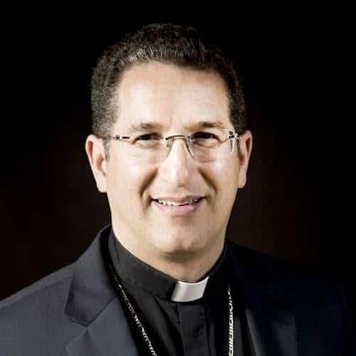 Bishop Luis Manuel ALI HERRERA